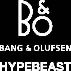 B&O and HYPEBEAST