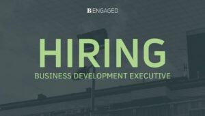 JOB: Business Development Executive