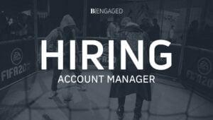 JOB: Account Manager